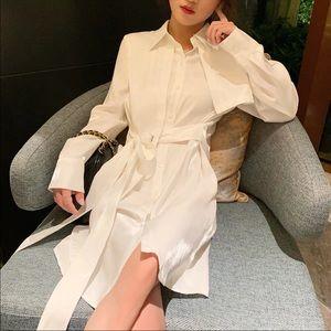 Dresses & Skirts - Women shirt dress